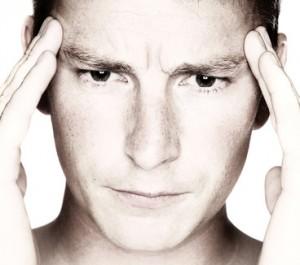 Stress als auslößer für Haarausfall